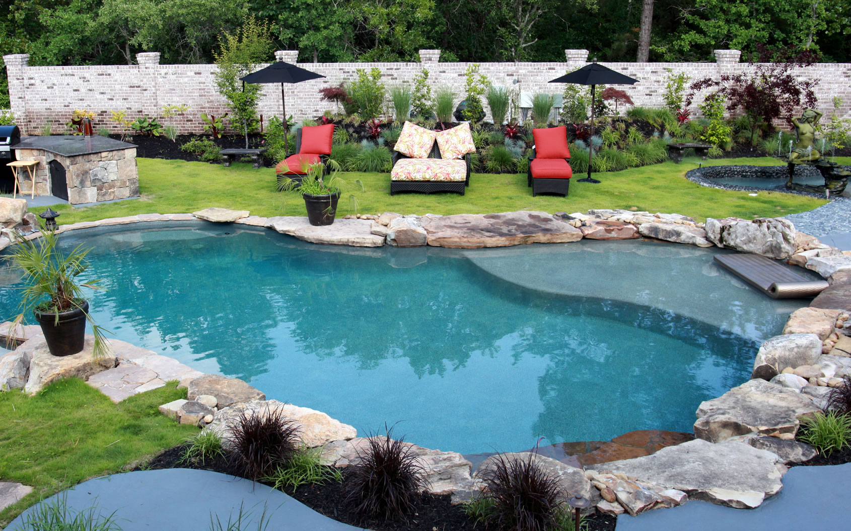 Residential Pools & Spas by Columbia and Charleston South Carolina ...